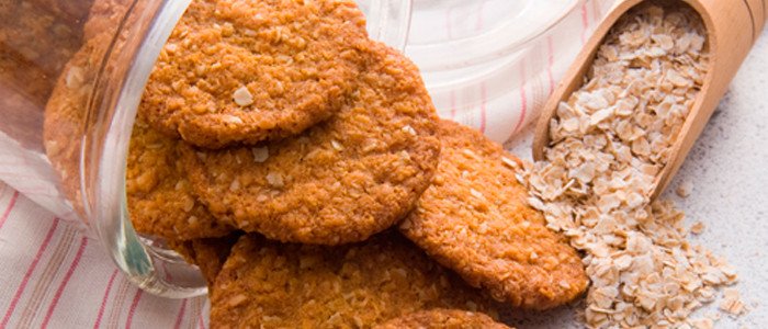 Anzac-Biscuit